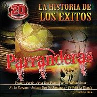 Různí interpreti – La Historia De Los Exitos-Parranderas
