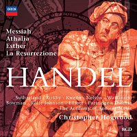 The Academy of Ancient Music, Christopher Hogwood – Hogwood conducts Handel Oratorios