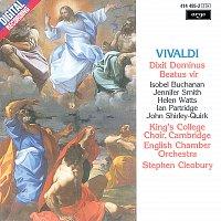 Isobel Buchanan, Jennifer Smith, Ian Partridge, Helen Watts, John Shirley-Quirk – Vivaldi: Dixit Dominus/Beatus vir