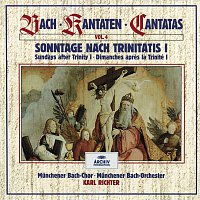Munchener Bach-Orchester, Karl Richter – Bach, J.S.: Sundays after Trinity I (Vol. 4)