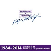 Michal Prokop, Framus Five – Kolej Yesterday CD+DVD