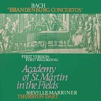 Sir Neville Marriner, Academy of St. Martin in the Fields – Bach, J.S.: Brandenburg Concertos Nos. 1-6