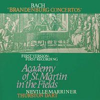 Sir Neville Marriner, Academy of St. Martin in the Fields – Bach, J.S.: Brandenburg Concertos Nos. 1-6