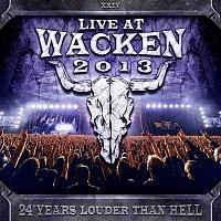 Various Artists.. – Live At Wacken 2013