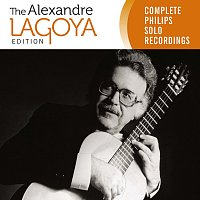 Alexandre Lagoya – The Alexandre Lagoya Edition - Complete Philips Solo Recordings