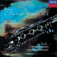Franklin Cohen, Vladimír Ashkenazy – Brahms: Clarinet Sonatas Nos.1 & 2/Schumann: Fantasiestucke