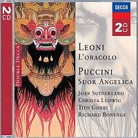 Dame Joan Sutherland, Christa Ludwig, Tito Gobbi, Richard Bonynge – Puccini: Suor Angelica/Leoni: L'Oracolo [2 CDs]
