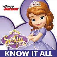 Cast - SOFIA The First, Sofia, Hildegard – Know It All