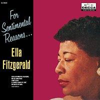 Ella Fitzgerald – For Sentimental Reasons