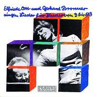 Gerhard Bronner – Elfriede Ott und Gerhard Bronner singen Lieder fur Kinder von 3
