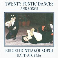 Přední strana obalu CD Twenty Pontic Dances and Songs