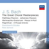 Rundfunkchor Leipzig, Staatskapelle Dresden, Peter Schreier – J.S. Bach: The Great Choral Masterpieces