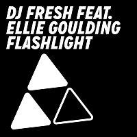 Přední strana obalu CD Flashlight (Radio Edit)
