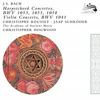 Christophe Rousset, The Academy of Ancient Music, Christopher Hogwood – Bach, J.S.: Harpsichord Concertos
