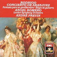 Angel Romero – Concierto De Aranjuez/Fantasia/Elogio De Guitarra