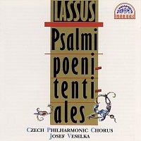 Přední strana obalu CD Lasso: Žalmy kajícné
