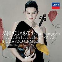 Janine Jansen, Gewandhausorchester Leipzig, Riccardo Chailly – Mendelssohn/Bruch: Violin Concertos [Bonus Track Version]