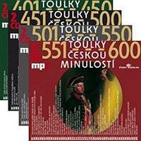 Různí interpreti – Toulky českou minulostí 401-600 komplet (MP3-CD)