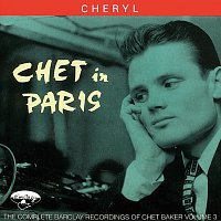 Přední strana obalu CD Chet In Paris Vol 3