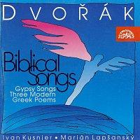 Ivan Kusnjer, Marián Lapšanský – Dvořák: Písně / Cigánské melodie, Tři novořecké básně, Biblické písně