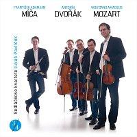 3/4 Sedláček Quartet, Lukáš Pavlíček: Míča, Dvořák, Mozart
