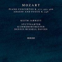 Keith Jarrett, Stuttgarter Kammerorchester, Dennis Russell Davies – Mozart: Piano Concertos II
