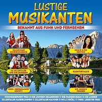 Různí interpreti – Lustige Musikanten - Bekannt aus Funk und Fernsehen