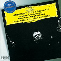 Michel Schwalbé, Berliner Philharmoniker, Herbert von Karajan – Brahms: Symphony No.1 / Schumann: Symphony No.1