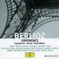 Přední strana obalu CD The Berlioz Experience