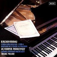 Vladimír Ashkenazy, London Symphony Orchestra, André Previn – Rachmaninov: Piano Concertos Nos. 1 & 4; Paganini Variations