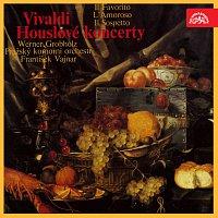 Přední strana obalu CD Vivaldi: Houslové koncerty