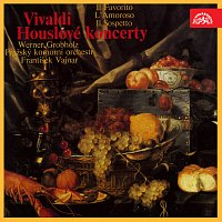 Pražský komorní orchestr, František Vajnar – Vivaldi: Houslové koncerty