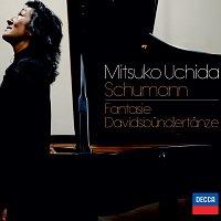 Přední strana obalu CD Schumann: Davidsbundlertanzer; Fantasie, Op.7
