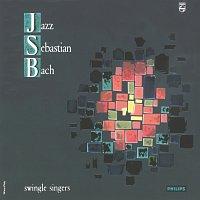 Přední strana obalu CD Jazz Sebastien Bach