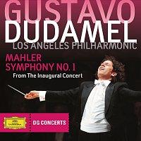 Přední strana obalu CD Mahler: Symphony No.1 - From The Inaugural Concert [DG Concerts 2009/2010 LA 1]