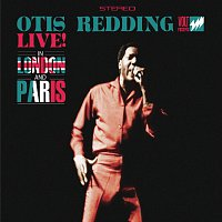Přední strana obalu CD Live in London And Paris