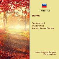 Pierre Monteux, London Symphony Orchestra – Brahms: Symphony No. 2; Overtures