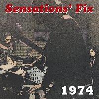 Přední strana obalu CD Sensations  Fix