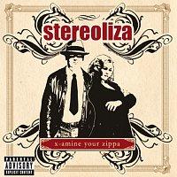 Přední strana obalu CD X-amine Your Zippa
