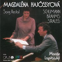 Magdaléna Hajóssyová – Song Recital – CD