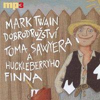 Různí interpreti – Dobrodružství Toma Sawyera a Huckleberryho Finna (MP3-CD)