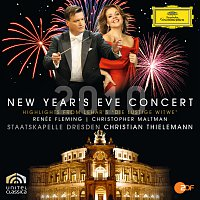 "Renée Fleming, Christopher Maltman, Staatskapelle Dresden, Christian Thielemann – New Year's Eve Concert - Highlights from Lehar's ""The Merry Widow"""