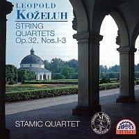 Stamicovo kvarteto – Koželuh: Smyčcové kvartety 1-3, op. 32