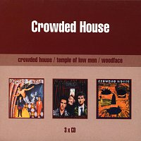 Crowded House – Crowded House/Temple of Low/Woodface