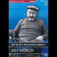 Jan Werich – Síň slávy televizní zábavy – DVD