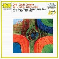 Chor der Deutschen Oper Berlin, Eugen Jochum – Orff: Catulli Carmina / Egk: La Tentation de Saint Antoine