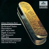 Simon Standage, Lisa Beznosiuk, The English Concert, Trevor Pinnock – Bach: Orchestral Suites (Overtures) BWV 1067 & 1068 / Triple Concerto