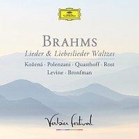Magdalena Kožená, Andrea Rost, Matthew Polenzani, Thomas Quasthoff, James Levine – Brahms: Lieder & Liebeslieder Waltzes [Live]