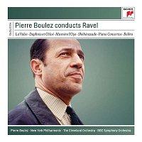 Pierre Boulez, Maurice Ravel – Pierre Boulez Conducts Ravel