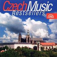 Různí interpreti – Czech Music Bestsellers. Dvořák, Fibich, Smetana, Suk, Janáček:
